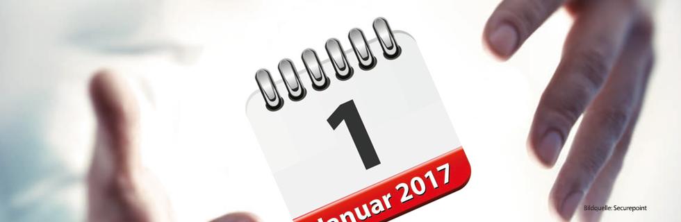 Ab 01.01.2017 wird die E-Mail-Archivierung zur gesetzlichen Pflicht.